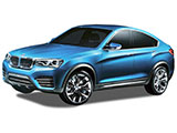 BMW X4 (F26) (2014->)