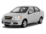 Chevrolet Aveo (T250) (SD) (2006-2011)