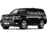 Chevrolet Tahoe (GMTK2XX) (2014->)