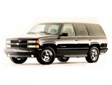 Chevrolet Tahoe (GMT400) (1995-2000)