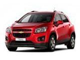 Chevrolet Tracker (2013->)