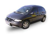 Dodge Ram Van (1995-2003)