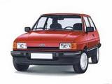 Ford Fiesta (1983-1989)