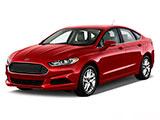 Ford Fusion (America) (2012->)