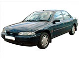 Mondeo 1 (1993-1996)