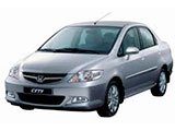 Honda City (2002-2008)