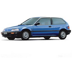 Honda Civic 4 (1987-1991)