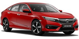Honda Civic X (SD-4D) (2017->)