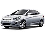 Hyundai Accent (2010-2017)