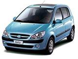 Hyundai Getz (2002-2011)
