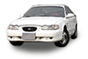 Hyundai Sonata (1993-1998) (Y3)