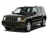 Jeep Patriot (2007->)