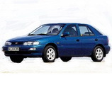 Kia Sephia (1993-1998)