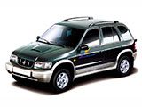 Kia Sportage (1994-2004)