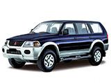 Mitsubishi Pajero Sport (1996-2008)