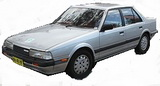 Mazda 626 (GC) (1983-1987)
