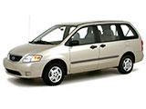 Mazda MPV (1999-2006)