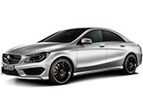 Mercedes CLA-class (C117) (2013->)