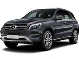 Mercedes ML-GLE-class (W166) (2015->)