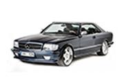 Mercedes S-class (W126) (1979-1991)