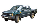 Mitsubishi L200 (1991-1996)