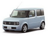 Nissan Cube (2002-2008)