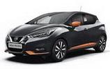 Nissan Micra (K14) (2017->)