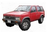 Nissan Pathfinder (1986-1996)