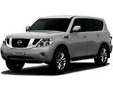 Nissan Patrol (Y62) (2010->)