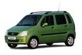 Opel Agila (2000-2008)
