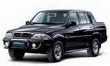 SsangYong Musso Sports (2002-2005)