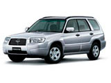 Subaru Forester (SG) (2002-2008)