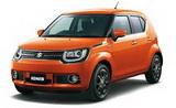 Suzuki Ignis (2015->)