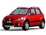 Suzuki SX4 (2006-2013)