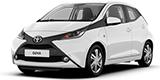 Toyota Aygo (2014->)