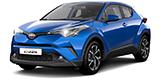 Toyota C-HR (2017->)
