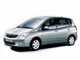 Toyota Verso (Corolla) (Spacio) (2001-2004)