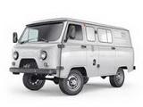 УАЗ 452 / 3741 (1966->)