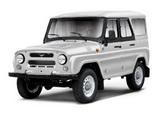 УАЗ 469 / 3151 (Хантер) (1972->)