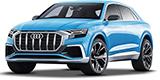 Audi Q8 (2018->)