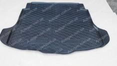 Коврик в багажник Honda CR-V 3 (2006-2012) (Avto-Gumm полимер-пластик)