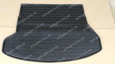 Коврик в багажник Hyundai i30 SW (2012-2017) (универсал) (Avto-Gumm полимер-пластик)