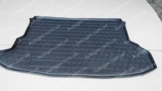 Коврик в багажник Hyundai Tucson 1 (2004-2010) (Avto-Gumm полимер-пластик)