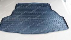 Коврик в багажник JAC J5 (2009->) (Avto-Gumm полимер-пластик)