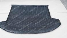 Коврик в багажник Kia Carens 3 (2006-2012) (5мест) (Avto-Gumm полимер-пластик)