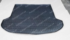 Коврик в багажник Kia Sorento 2 (2012-2015) (7мест) (Avto-Gumm полимер-пластик)