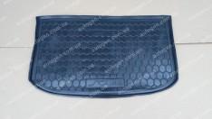 Коврик в багажник Kia Soul 2 (2013->) верхняя полка (Avto-Gumm полимер-пластик)