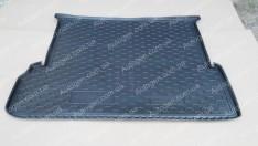 Коврик в багажник Lexus GX 2 (460) (7 мест) (2009->) (Avto-Gumm полимер-пластик)