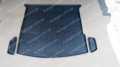 Коврик в багажник Mercedes C292 Coupe (2015->) (Avto-Gumm полимер-пластик)