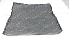 Коврик в багажник Mitsubishi Grandis (2003-2011) (7мест) (Avto-Gumm полимер-пластик)